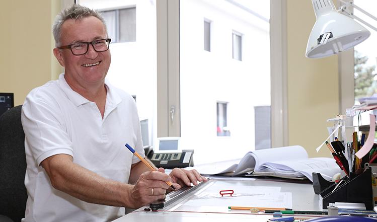 Inhaber Christoph Juskowiak: Planung, Bauleitung, Bauüberwachung