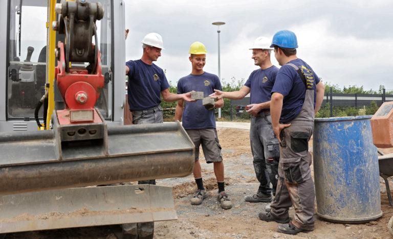 Bauteam Bauunternehmen Plan-Haus Juskowiak