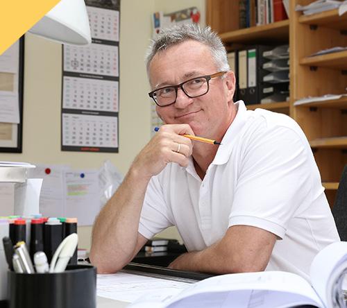 Gründer und Inhaber Christoph Juskowiak